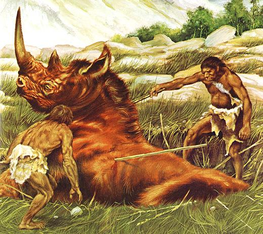 Prehistoric-life